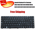 100% marca novo teclado espanhol para Samsung R462 R463 R467 R470 RV408 RV410 R425 R428 R429 R430 R439 R440 R420 cuaderno teclado