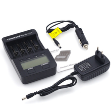 Зарядное устройство Liitokala Lii 500 18650, Зарядка 18650, 1,2 в, 3,7 в, 3,2 в, 3,85 В, AA/AAA, 26650, 16340, 25500, зарядное устройство для никель металлогидридных и литиевых аккумуляторов