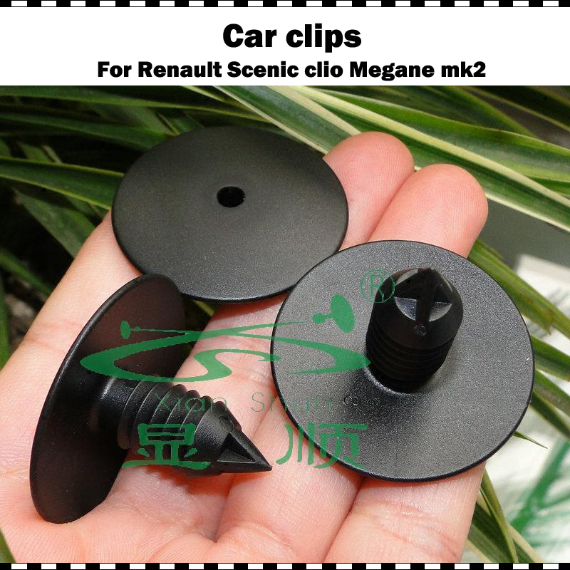 20x Clips For Renault Megane Clio Scenic Wheel Arch Lining Slash Guard Spruce