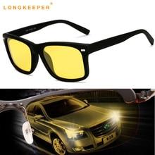 LongKeeper 2019 Hot Men's Polarized Men Sunglasses