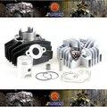 2013 nuevo motor pw80 partes-piston (set) crk, para yamaha pw80, py80, partes, motor de pistón