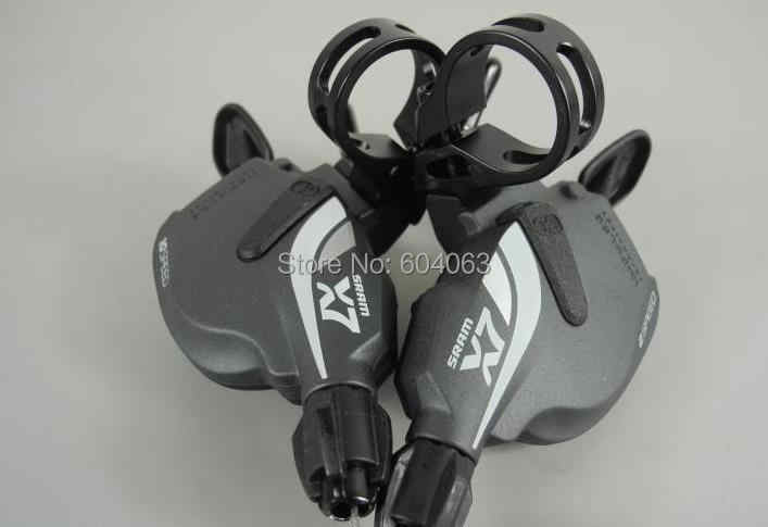 X7 Trigger Shifters 2* 10s MTB bicycle bike shifter 20s