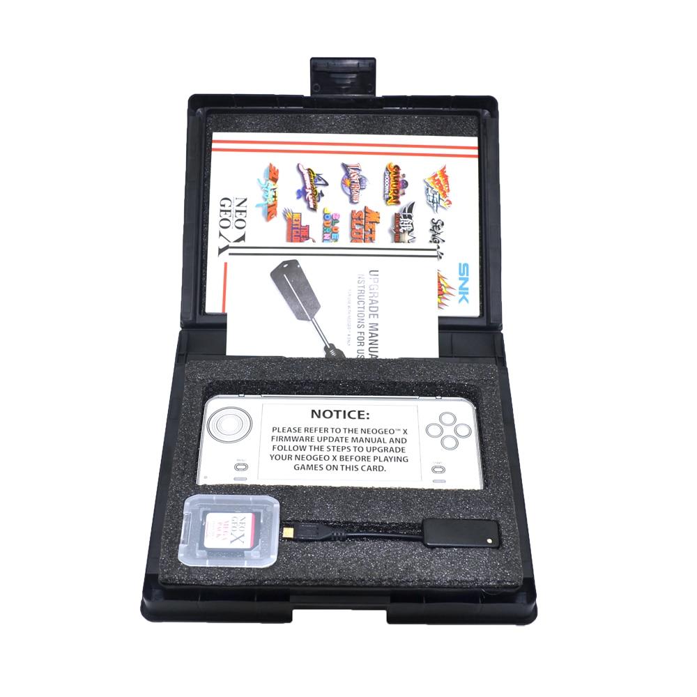 High quality OEM for NEOGEO X Mega Pack Vol 1 for NEOGEO X GOLD system установка оптического прицела oem 1 x 20 bc genm70 daog 00
