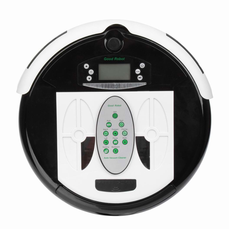 (Free to Russia ) 4 In 1 Multifunction Robot Vacuum Cleaner (Clean,Sterilize,Mop),virtual blocker Schedule,Self Charge,LIECTROUX
