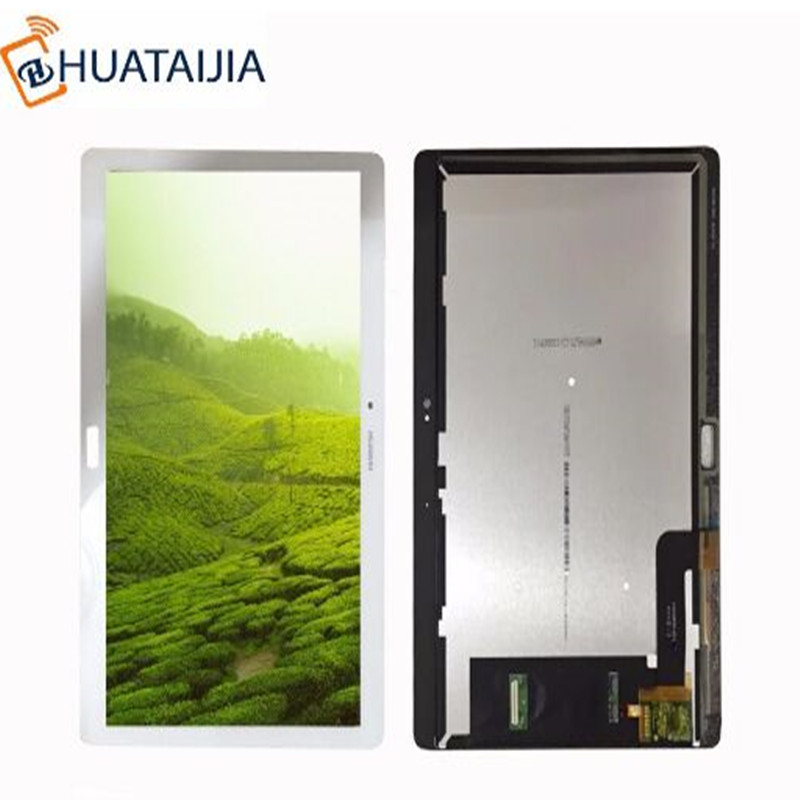New high quality for HUAWEI MediaPad M2 10.0 10.1 inch M2-A01L M2-A01W LCD Display and with Touch Screen Digitizer Assembly srjtek 8 for huawei mediapad m2 8 0 m2 801l m2 802l m2 803l lcd display with touch screen panel digitizer full assembly parts