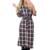 2017 explosiones caída del otoño camisa asimétrica vestidos de época de invierno mujeres plaid imprimir dress casual dress mini vestidos gv426