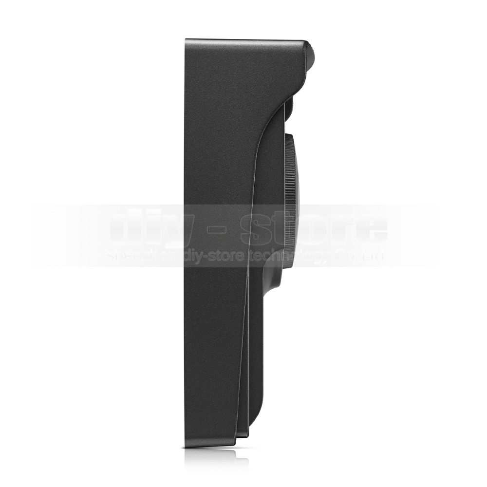 DIYSECUR 7inch Video Intercom Video Door Phone 700TV Line IR Night Vision HD Camera for Home Office Factory White