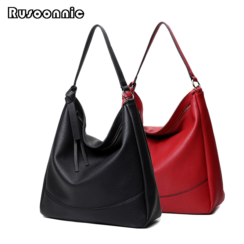 Rusoonnic Women Shoulder Bag Pu Leather Bags Handbags Big Crossbody Bag Trunk Tote Designer Ladies large Bolsos Mujer bolsos mujer 2016 pu women tote bag luxury brand bags handbags woman new leather shoulder bag ladies crossbody bag neverfull sac