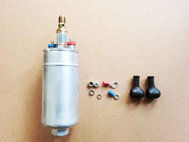 300LPH Universal External Inline Fuel Pump Replacing For Bosch 044 0580254044