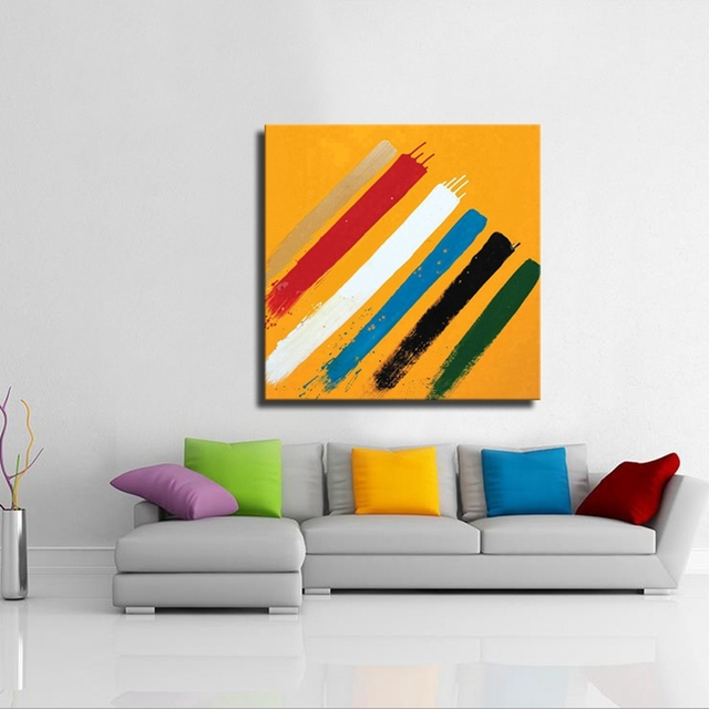 Simple Colorful Paintings