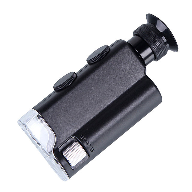 Pocket-200X-240X-Handheld-LED-Lamp-Light-Loupe-Zoom-Magnifier-Mini-Portable-Microscope-Magnifying-Glass-Pocket