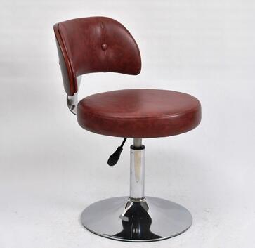 Купить с кэшбэком Armless computer chair. Small and stylish chair. Lift small swivel chair...007