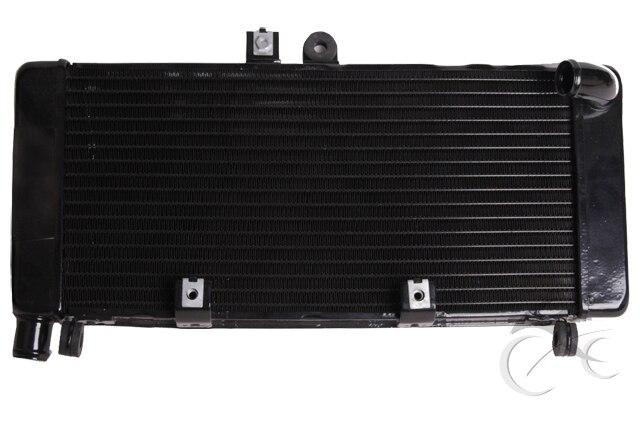 Black Aluminium Radiator Cooler Cooling For HONDA CB900 CB919F HORNET900 02 07