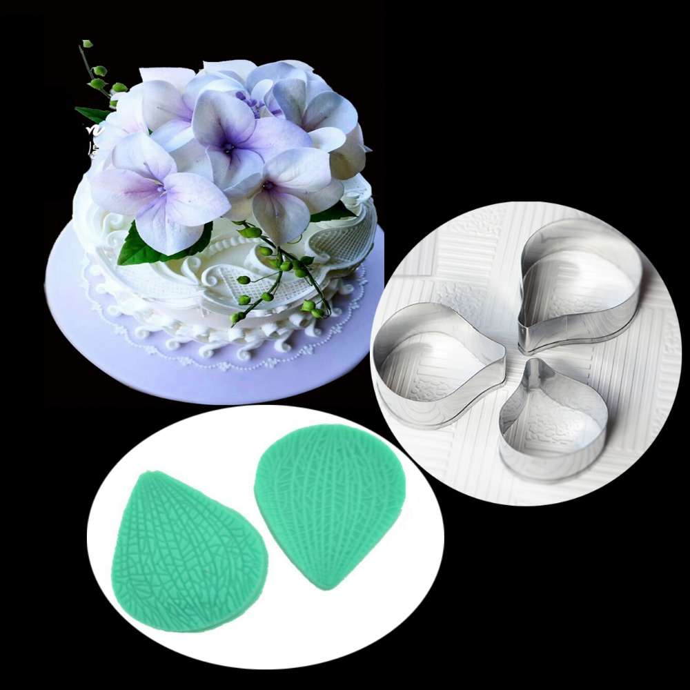 Petal Moulds For Cake Decorating