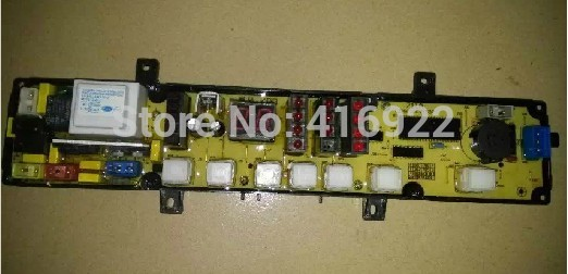 Free shipping 100% tested for washing machine Computer board KPB711A KMB711A XQB56-6037H XQB56-6097H control board motherboard free shipping 100% tested for washing machine board konka xqb60 6028 xqb55 598 original motherboard ncxq qs01 3 on sale