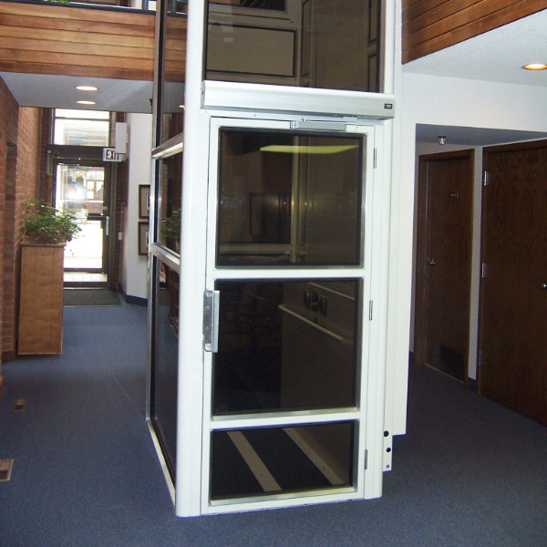 Small Hydraulic Indoor And Outdoor Home Lift Elevator Price