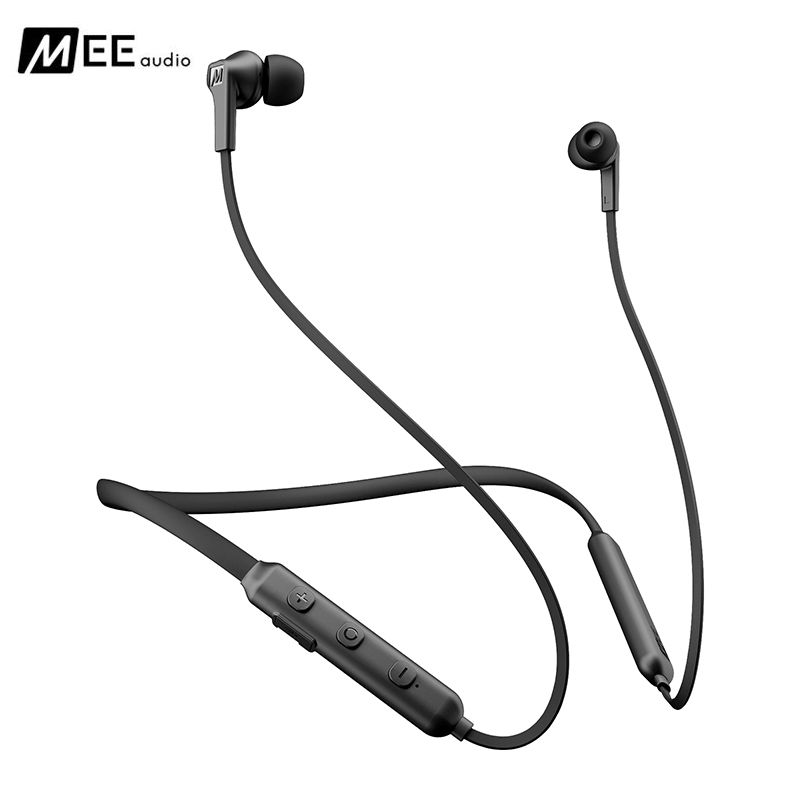 DHL Free shipping Authentic MEE audio N1 Bluetooth Wireless Neckband In-Ear Headphones Bluetooth In-Ear Magnet earphone with box