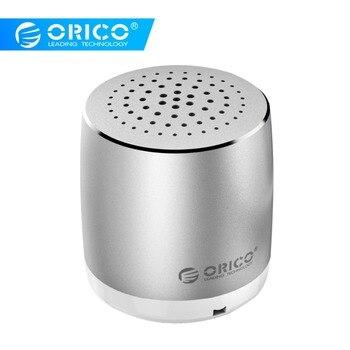 Orico מיני אלחוטי Bluetooth 4.2 רמקול נייד רמקול קול מערכת 3D סטריאו מוסיקה סראונד MP3 מוסיקה לשחק רמקול