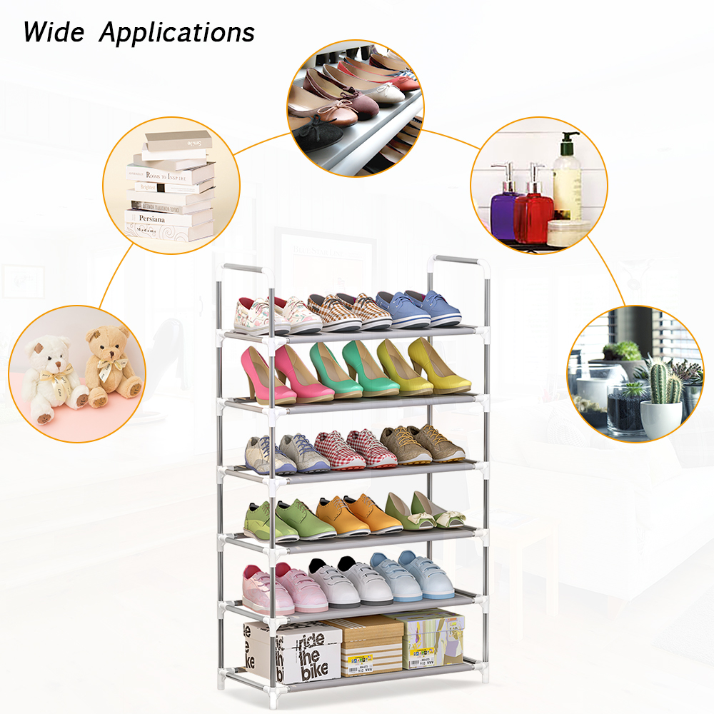 Up To 6-Tier Shoe Racks 17