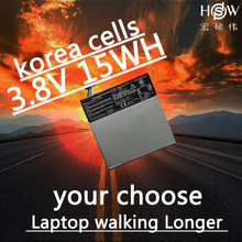 HSW Free shipping new  3.8V 3950mAh 15Wh C11P1304 Li-polymer battery for Asus Memo Pad Hd 7 Me173x K00b bateria akku
