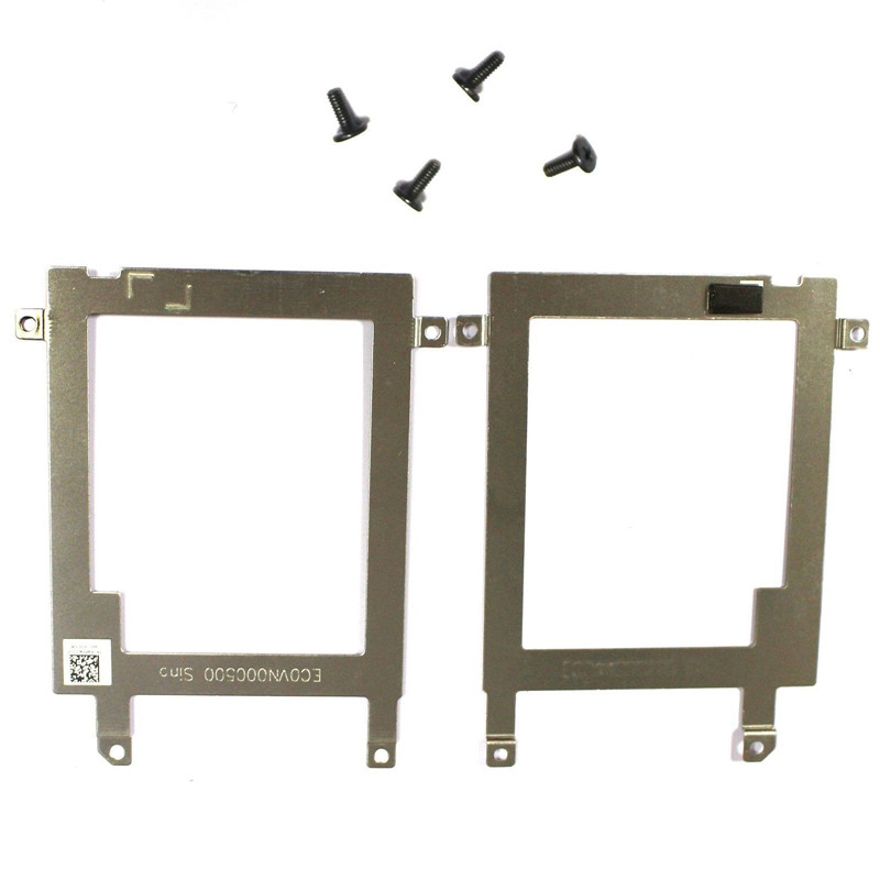 Caddy Frame Bracket For Dell Latitude E7440 E7450 SATA Hard Drive HDD SSD 5mm Metal