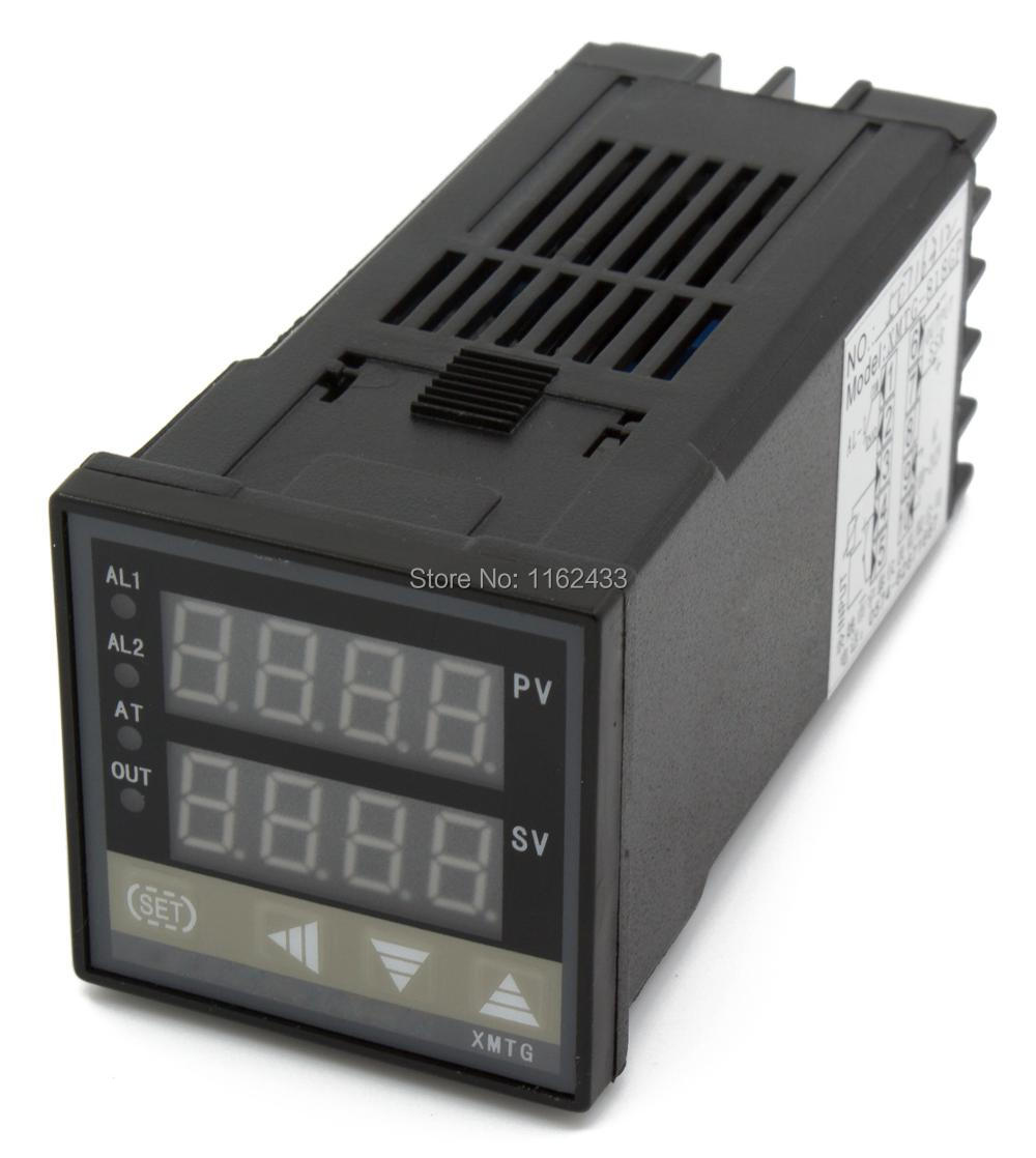 XMTG 8 SSR output ramp soak 1 alarm digital temperature controller can set multiple segments program