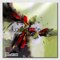 Decorative canvas abstract art for sale high quality reproduction oil painting for office room wall decoration