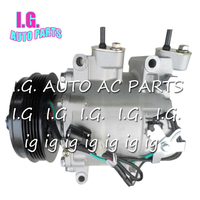 TRSE07 AC COMPRESSOR For Car Honda Fit Jazz III 1.2 /1.4 2008 2013 3423 3442 3434 38810 PWJ Z11 38810 RB8 006 38810 RLC 014