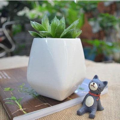 Aliexpress buy 2014 new white ceramic plant pots crafts flower 2014 new white ceramic plant pots crafts flower pots planters ceramic mini pots good quality panela mightylinksfo