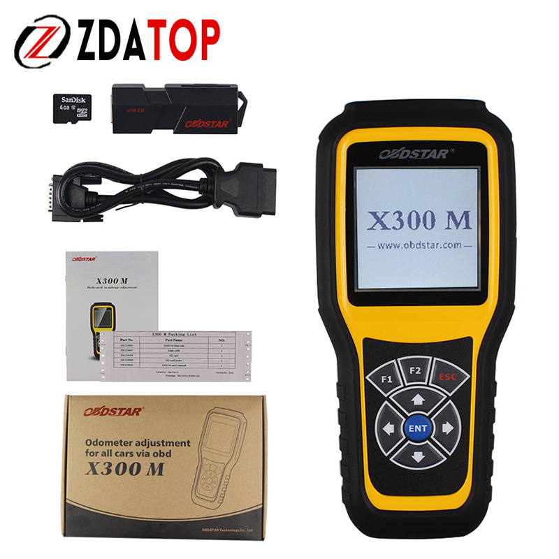 OBDSTAR X300M OBDII Odometer Correction (All Cars Can Be Adjusted ...