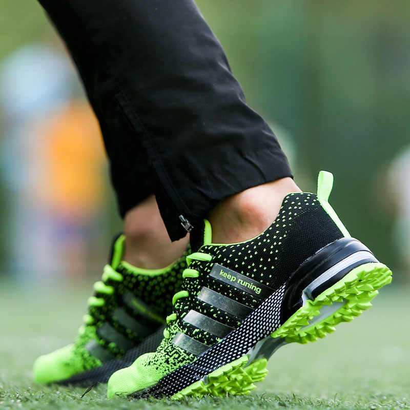 c552b1f53860 Men Sneaker Sport Air Running Knitted Zoom Weaving Outdoor Flywire Shoes  Fly Women Zoom Pegasus 35