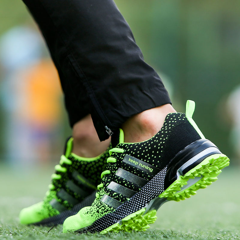 f407f72a7fda Detail Feedback Questions about Men Sneaker Sport Air Running Knitted Zoom  Weaving Outdoor Flywire Shoes Fly Women Zoom Pegasus 35 Lightweight  Footwear Max ...