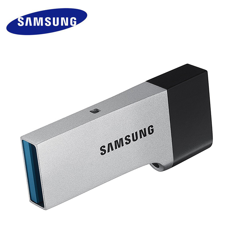 SAMSUNG USB Flash Drive Disk OTG 32G 64G 128G USB3.0 flash disk Pendrive Memory Stick Storage Device U Disk For Mobile Phone