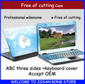 Fashinable Laptop Case Notebook Sticker Computer Skin Protective Film Laptop Cover For Dell N4110 All Cover