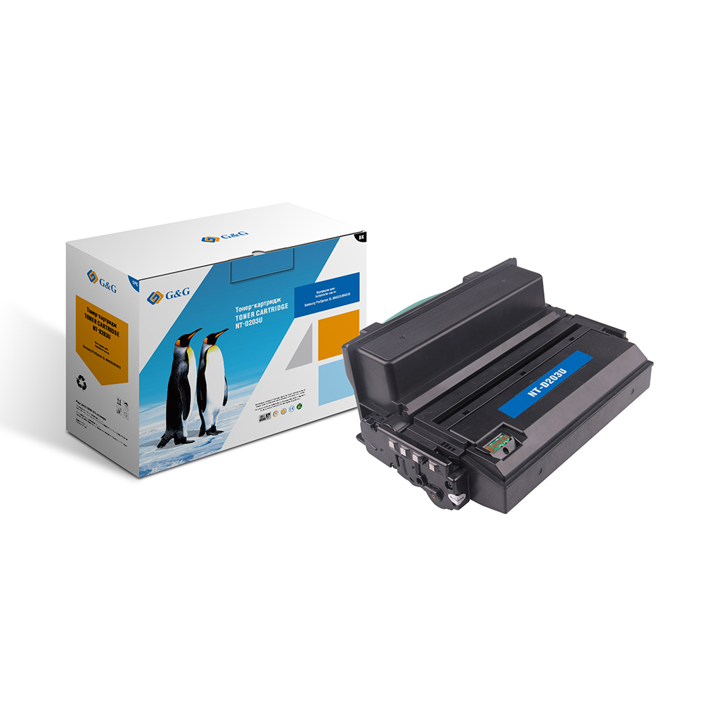 Computer Office Office Electronics Printer Supplies Ink Cartridges G&G NT-D203Ufor Samsung  ProXpress SL-M4020/M4070 roland bulk ink system 4 bottles 8 cartridges printer parts