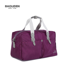 Oxford fabric travel portable female bag large capacity luggage travel bag  commercial