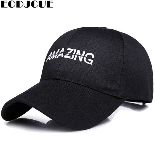 2a93751e03 Fashion Baseball Cap Women Snapback Hats For Men Unisex Couple Letter Embroidered  Dad Hat Female Bone Male Casquette Gorras