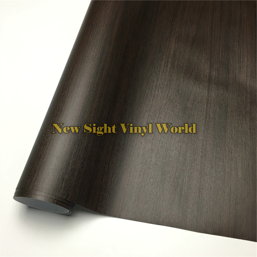 Oak Wood Self Adhesive Vinyl Wood Grain Textured Car Vinyl Floor Furniture Car Interier Size:1.24X50m/Roll(4ft X 165ft)
