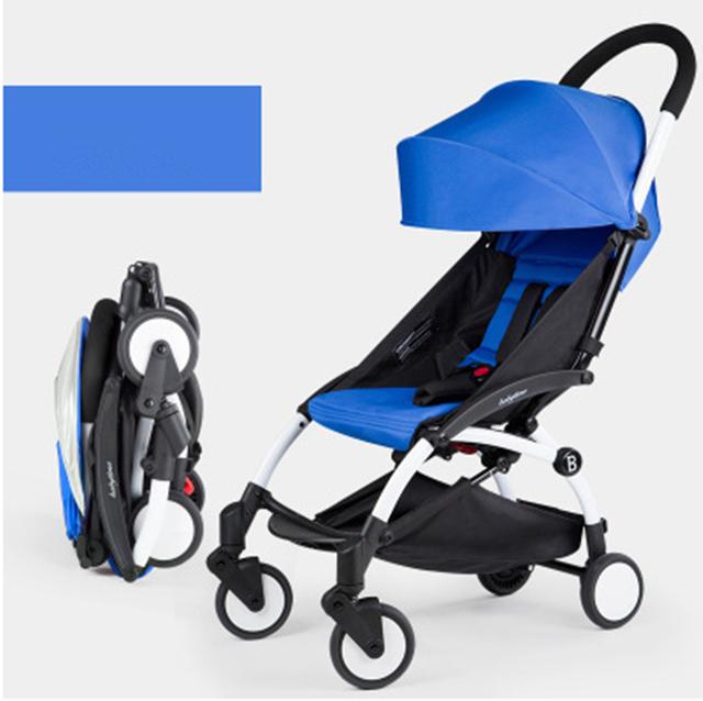 NUEVA passeggini passeggino 3 en 1 Cochecito de Bebé plegable portátil mini passeggini leggeri carrozzina cochecito cochecitos del bambino