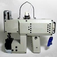 Máquina de costura elétrica portátil máquina de embalagem máquina de costura saco tecido arroz saco costura ferramenta