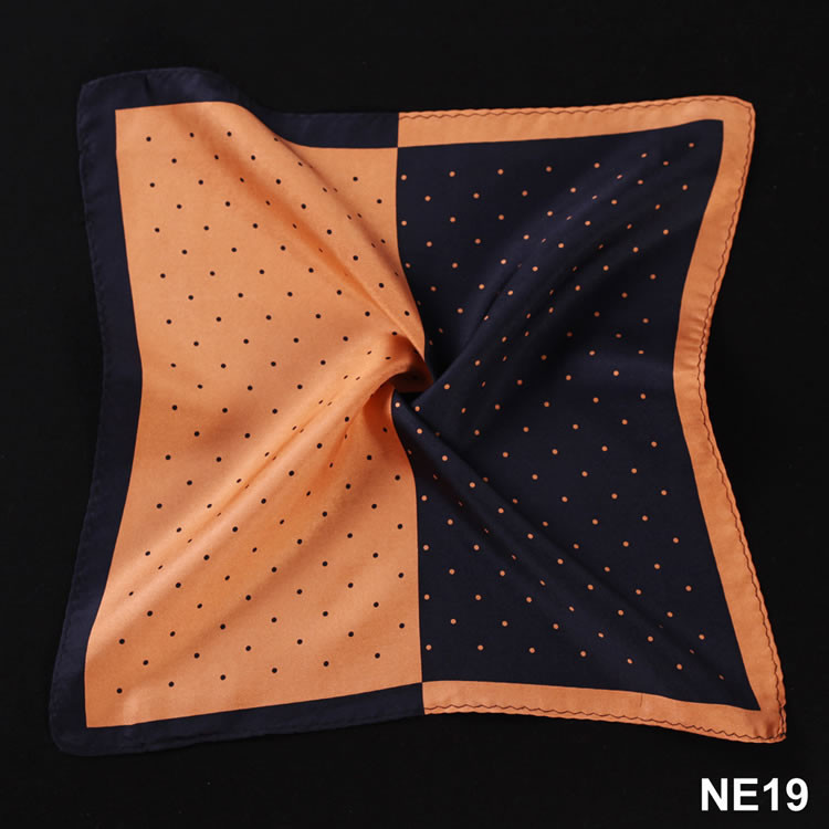 NE19 HN14N Orange Polka Dot (3)