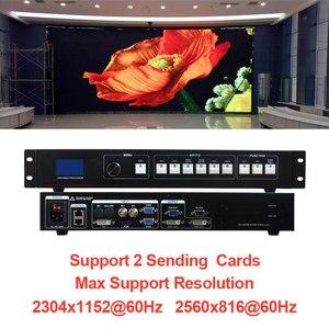 Image 5 - קבוע פרויקט להראות LED מסך בקר MVP508 וידאו מעבד כמו VDWALL LVP515 מקצוע עבור LED מלא צבע וידאו קיר