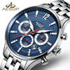 AESOP 2017 Brand New Black Ceramic Watch Women Sapphire Crystal Wrist Wristwatch Ladies Clock Montre Femme