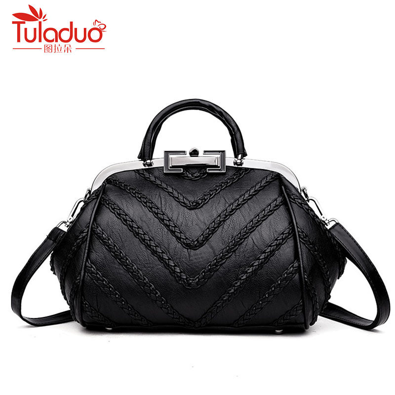 NEW Weave Fashion Casual Tote Bags High Quality Pu Leather Women Bags Handbags Women Famous Brands Fashion Crossbody Bag chispaulo women genuine leather handbags cowhide patent famous brands designer handbags high quality tote bag bolsa tassel c165