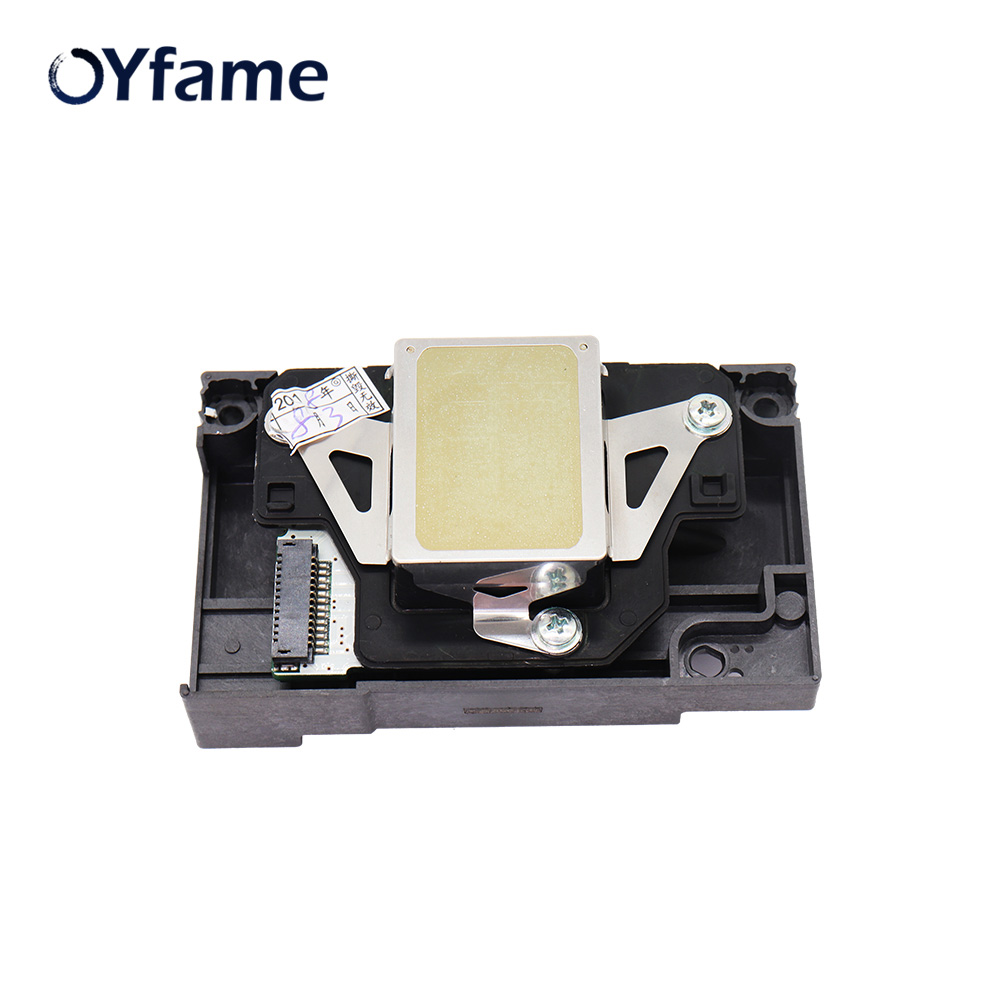 OYfame Original et Nouveau T50 tête d'impression F180000 tête D'impression pour Epson T50 A50 P50 R290 R280 RX610 RX690 L800 L801 imprimante