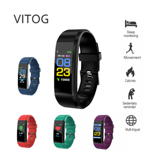 Smart Bracelets ip68 Waterproof Fitness Tracker Wristbands Blood Pressure Measurement Heart Rate Monitor Smart Bracelet iphone fill rate measurement