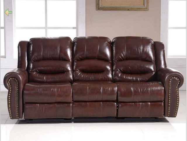 Leather Sofa Set Combo 3