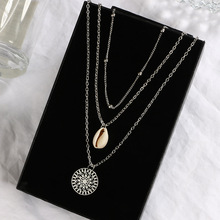 Women's 3 Layers Necklace