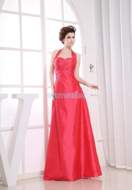 free shipping vestidos formales 2016 high quality designer bride maid dresses  red party maxi dresses long Bridesmaid Dresses b4bd462b4317