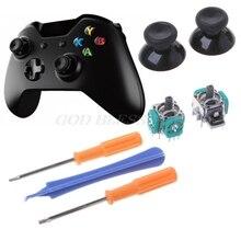 Accesorios para juegos, mandos de juego analógicos, llave de pulgar, destornillador, herramienta de reparación para Xbox One, controlador
